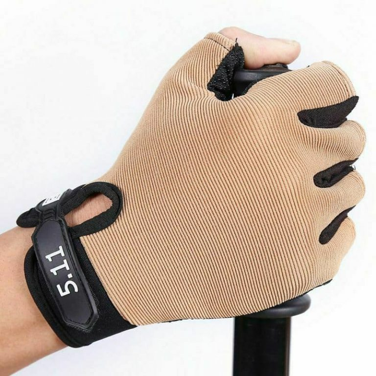 دستکش تاکتیکال نیم پنجه 5.11