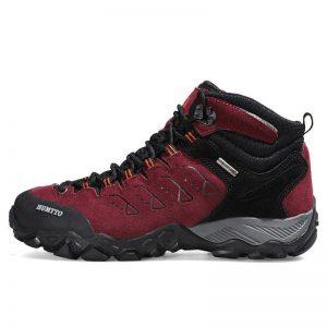 کفش ساقدار هومتو مدل 290027B