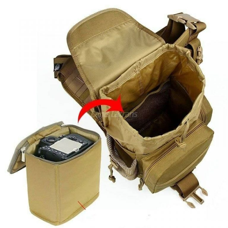 کیف دوشی تاکتیکال مدل X020