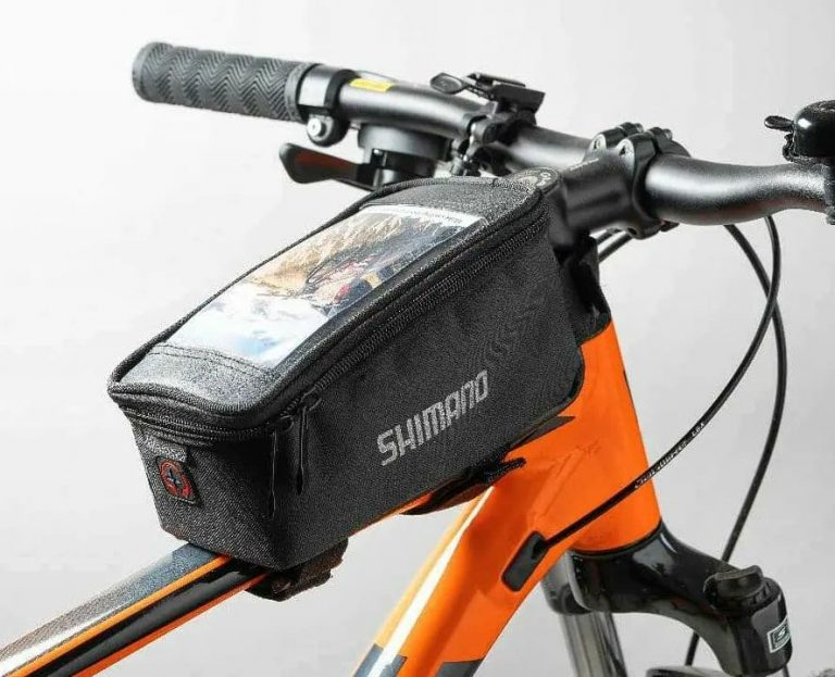 کیف دوچرخه گرانیت مدل شیمانو
