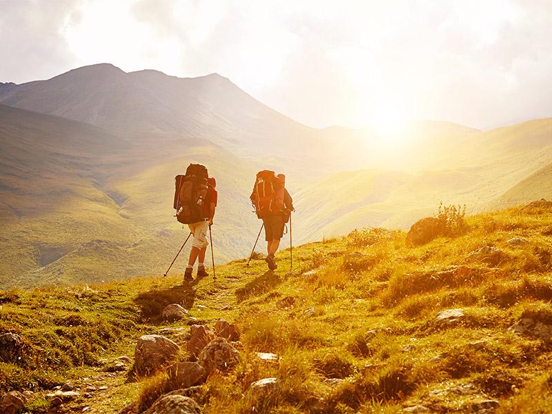 تفاوت کوهنوردی، کوهپیمایی و پیمایش!